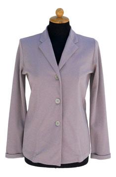 -40% Giacca Gran Sasso Donna Cotone Jersey Rosa Cipria