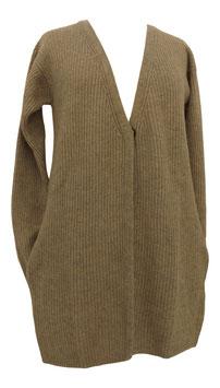 Gran Sasso Maxi Cardigan Coste Inglese c/tasche interne