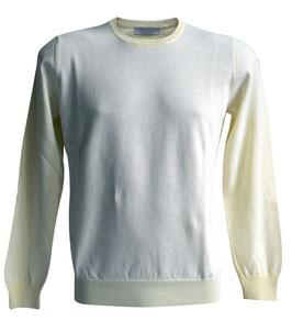 -30% Maglione Uomo Cotton Fresh Vaniseé Giallo