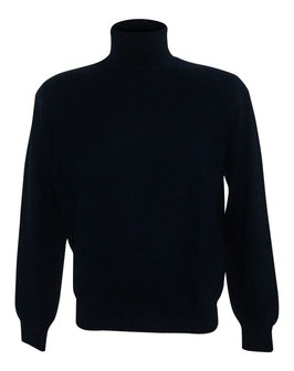 -30% Gran Sasso Dolcevita Puro Cashmere Blu Notte