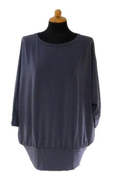 -30% Gran Sasso Donna Kimono Manica 3/4 Fumo