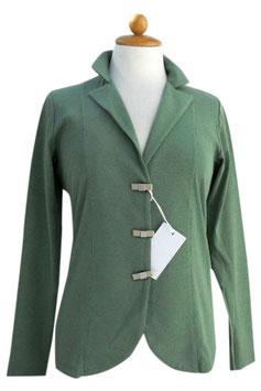 -40% Giacca Gran Sasso Cotone Verde  c/bottoni