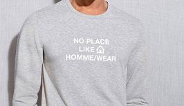 -20% Perofil Pigiama T-Shirt  Manica Lunga grigio/bianco