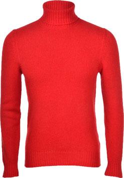 -35% Gran Sasso Dolcevita Pura Lana Air Wool rosso