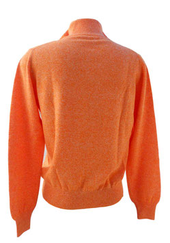 -60% Gran Sasso Lupo Zip Arancio Melange