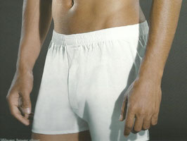 -10% Perofil Gange Boxer Tela Bi-Pack Bianco