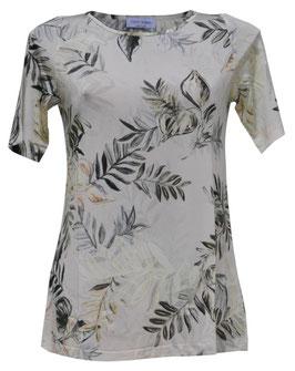 -30% Maglietta Gran Sasso Fantasia Tropicale Verde