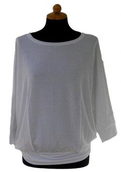 -30% Gran Sasso Donna Kimono Manica 3/4 Bianco