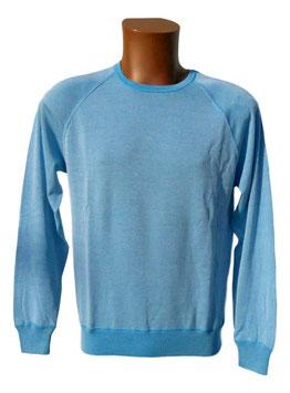 -30% Maglione Felpa (raglan) Gran Sasso Vintage Azzurro