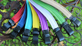 HIG Rohlinge farbig unterlegt - Schlaufe 4-4,5 cm