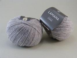 Lamana Como Farbe 42M Hellgrau