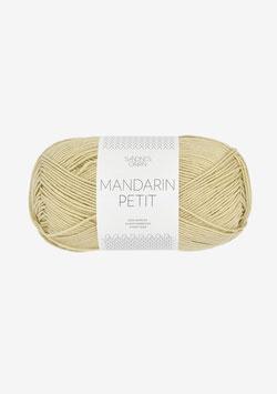 Sandnes Mandarin Petit Farbe 9822 Chinos Green
