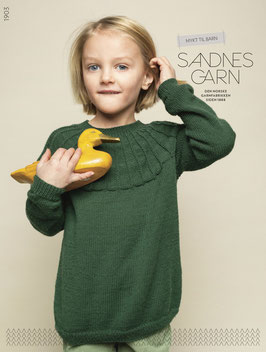 Sandnes Heft 1903 Soft Knits for Kids/Kindermodelle