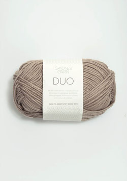 Sandnes Duo Farbe 2650 Beige/Sand hell