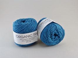 Hjertegarn Organic Trio Fb 5021 Petrol