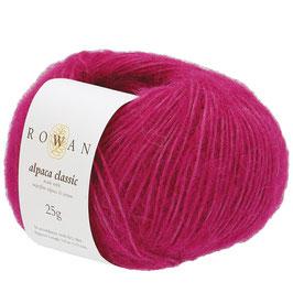 Rowan Alpaca Classic Farbe 124 Pink Lips