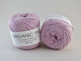 Hjertegarn Organic Trio Fb 5015 Rosa