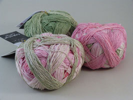 Zauberball Cotton 2340 Rosige Zeiten