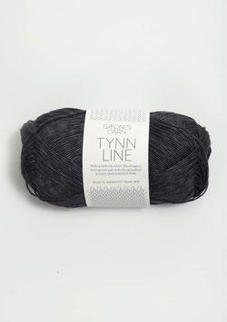 Sandnes Tynn Line Farbe 6080 Schiefer
