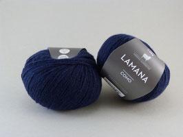 Lamana Como Farbe  11 Marineblau