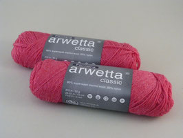 arwetta classic Fb 813 Pink Melange / Strawberry Pink