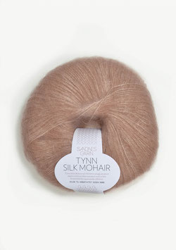 Sandnes Tynn Silk Mohair Fb 3511 Puderrosa