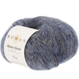 Rowan Alpaca Classic Farbe 105 Coastal Melange