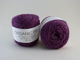 Hjertegarn Organic Trio Fb 5028 Beere