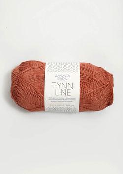 Sandnes Tynn Line Farbe 4234 Terrakotta