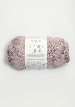Sandnes Tynn Line Farbe 4621 Blasser Flieder