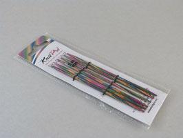 KnitPro Nadelspiel 10cm, SYMFONIE