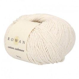 Rowan Cotton Cashmere Farbe 226 Ecru