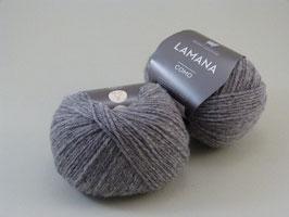 Lamana Como Farbe 05M Silbergrau