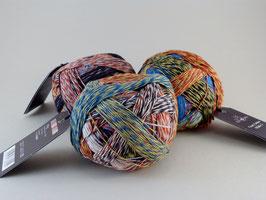 Zauberball Crazy Cotton Stärke 4 Fb 2366 Urgestein