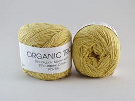 Hjertegarn Organic Trio Fb 5019 Limette