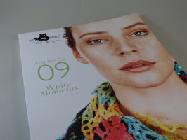Knit the Cat - White Moments Ausgabe 09 Herbst 2017