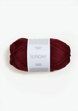 Sandnes Sunday Fb 4054 Weinrot