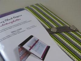 """KnitPro Magnetmappe für Mustervorlagen klein """"Greenery"""""""