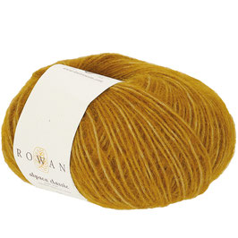 Rowan Alpaca Classic Farbe 114 Golden Girl