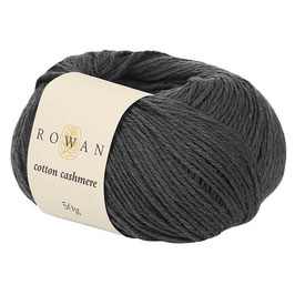 Rowan Cotton Cashmere Farbe 232 Charcoal