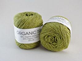 Hjertegarn Organic Trio Fb 5020 Kiwi