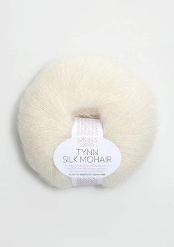 Sandnes Tynn Silk Mohair Fb 1012 Natur