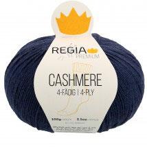 Schachenmayr Regia Cashmere Fb 58 Evening Blue