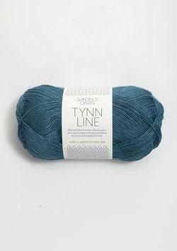 Sandnes Tynn Line Farbe 6554 Petrol - Blau