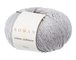 Rowan Cotton Cashmere Farbe 224 Silver lining