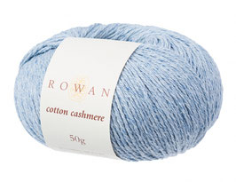 Rowan Cotton Cashmere Farbe 221 Morning Sky