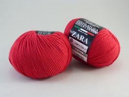Filatura di Crosa Zara Farbe 1466 Rot/ciliega rot