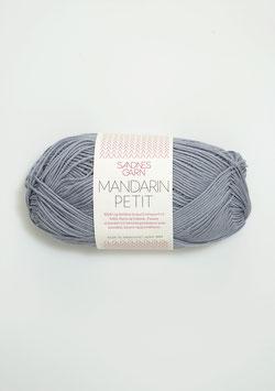 Sandnes Mandarin Petit Farbe 6030 Grau hell