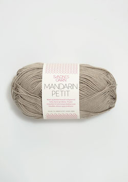 Sandnes Mandarin Petit Farbe 2431 Sand dunkel