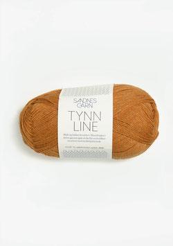 Sandnes Tynn Line Farbe 2527 Ocker